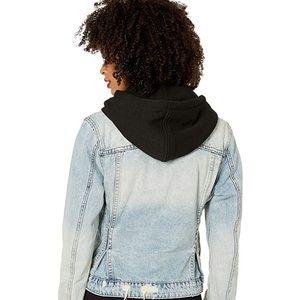 NWOT Blanknyc light jean jacket